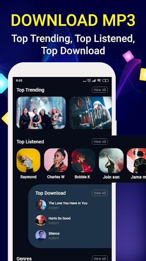 Free Music Downloader - MP3 Music Download - Ảnh chụp màn hình 2