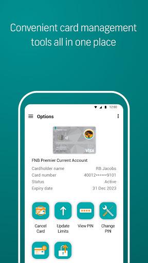 FNB Banking App - Ảnh chụp màn hình 6