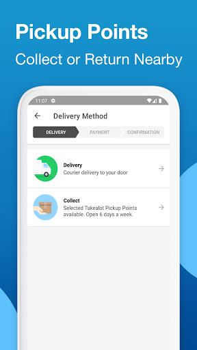 Takealot – SA's #1 Online Mobile Shopping App - Ảnh chụp màn hình 5