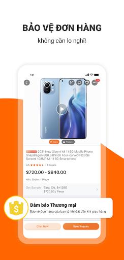 ƯD Thương Mại B2B Alibaba - Ảnh chụp màn hình 4