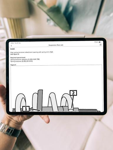 TecDoc Catalogue Mobile - captura de ecrã 5