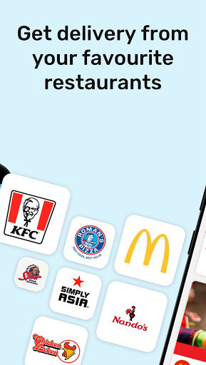 Mr D Food - delivery & takeaway - Ảnh chụp màn hình 1