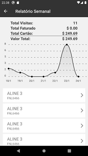 Lava Rápido iWash App - captura de ecrã 4