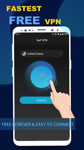 Surf - Free VPN for Tiktok, Cutout & Keyboard - Ảnh chụp màn hình 7