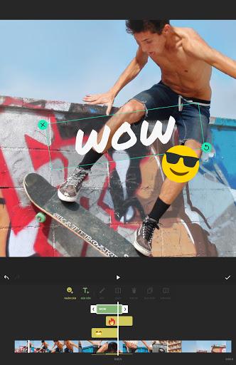 InShot - chỉnh sửa video - Ảnh chụp màn hình 9