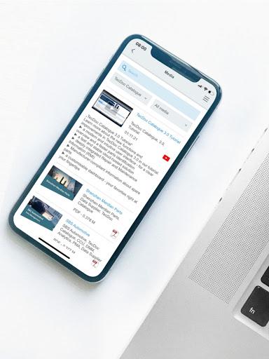 TecDoc Catalogue Mobile - captura de ecrã 8
