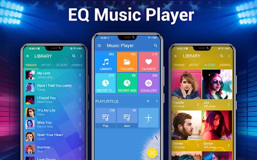 Music Player - Audio Player - Ảnh chụp màn hình 8