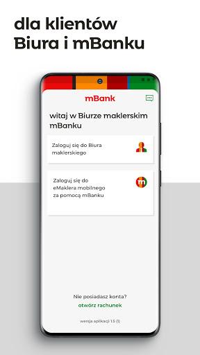 mBank Giełda - screenshot 2