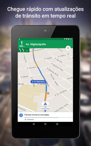 Google Maps - captura de ecrã 8