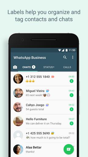 WhatsApp Business - Ảnh chụp màn hình 2