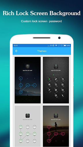 AppLock - Fingerprint & Password, Gallery Locker - Ảnh chụp màn hình 6