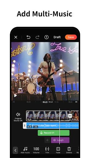VivaVideo - Video Editor & Video Maker - Ảnh chụp màn hình 8