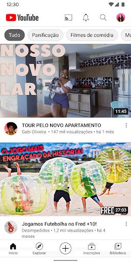 YouTube - captura de ecrã 1