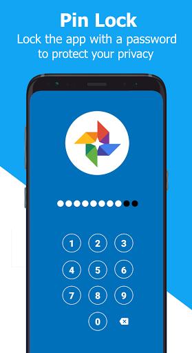 AppLock - Fingerprint - Ảnh chụp màn hình 2