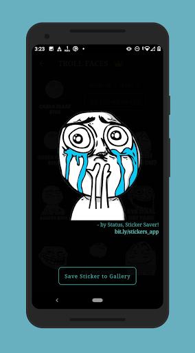 Status, Sticker Saver - Ảnh chụp màn hình 6