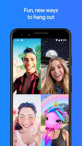 Messenger — mensagem e ligações de vídeo gratuitas - captura de ecrã 0