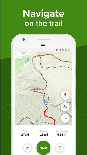 AllTrails: Hiking, Running & Mountain Bike Trails - Ảnh chụp màn hình 3