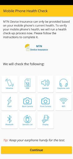 MTN Device Insurance - screenshot 2
