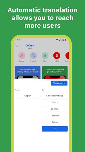Mockup - App Screenshot Design tool - screenshot 5