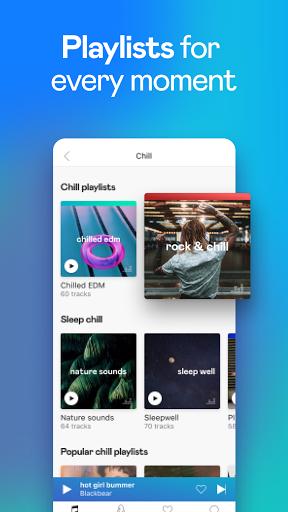 Deezer Music Player: Songs, Playlists & Podcasts - Ảnh chụp màn hình 3