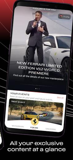 MyFerrari - screenshot 2