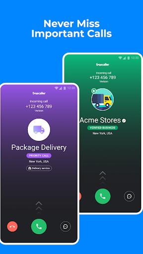 Truecaller: ID & spam block - captura de ecrã 1