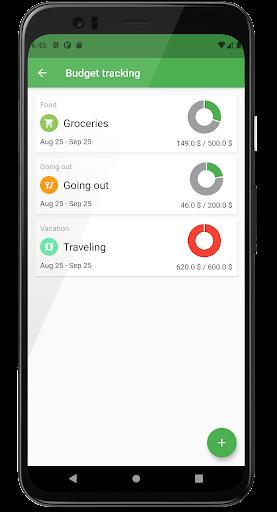 Numus: Expense, Savings & Income Tracker - screenshot 2
