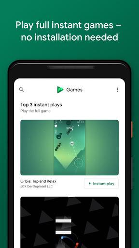 Google Play Trò chơi - Ảnh chụp màn hình 0