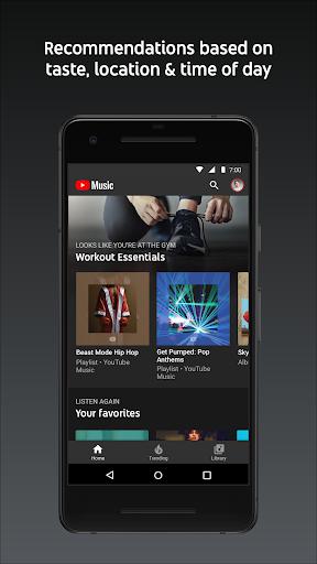 YouTube Music - Ảnh chụp màn hình 1