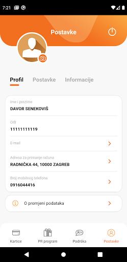 PBZ Card MyWay - screenshot 5