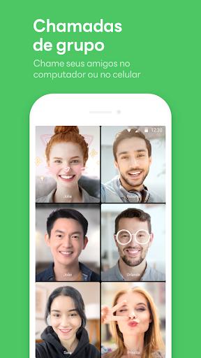 LINE:Chamadas&Mensagens Grátis - captura de ecrã 3