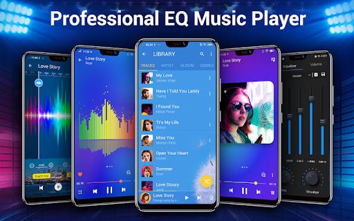 Music Player - Audio Player - Ảnh chụp màn hình 0