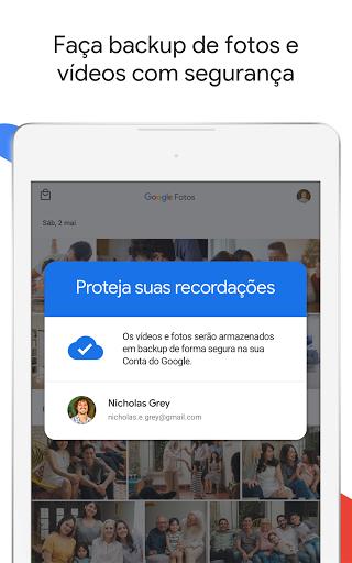 Google Fotos - captura de ecrã 6