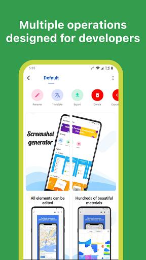 Mockup - App Screenshot Design tool - screenshot 7