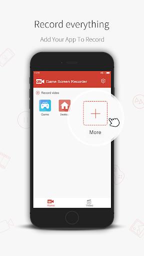 Game Screen Recorder - screenshot 1