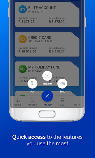 Standard Bank / Stanbic Bank - Ảnh chụp màn hình 1