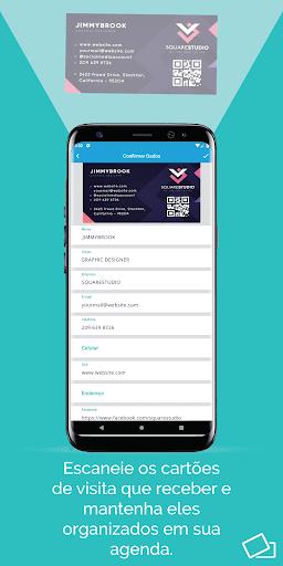 ClickCard - Cartão de Visita Digital e Interativo - captura de ecrã 4