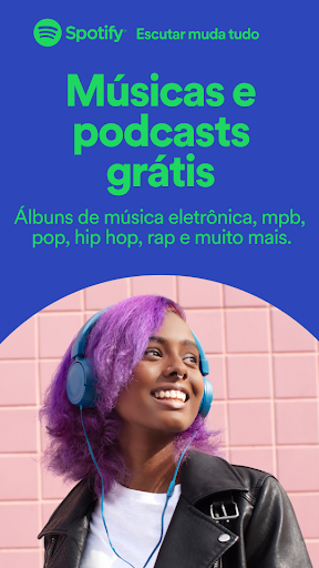 Spotify - Descubra mais músicas e crie playlists - captura de ecrã 0