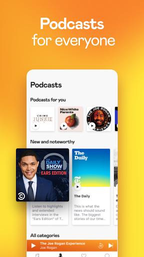 Deezer Music Player: Songs, Playlists & Podcasts - Ảnh chụp màn hình 5