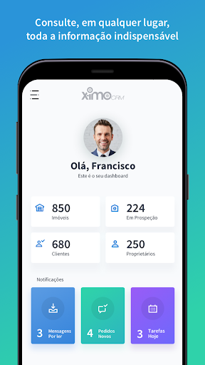 X-IMO Mobile - captura de ecrã 0