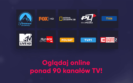 WP Pilot - telewizja internetowa online - screenshot 6
