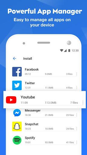 FileMaster: Quản lý tệp, truyền tệp - Ảnh chụp màn hình 1
