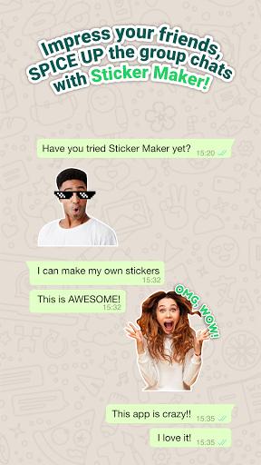Sticker maker - Ảnh chụp màn hình 6