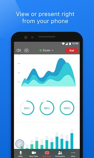ZOOM Cloud Meetings - Ảnh chụp màn hình 2