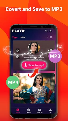 PLAYit - A New All-in-One Video Player - Ảnh chụp màn hình 4