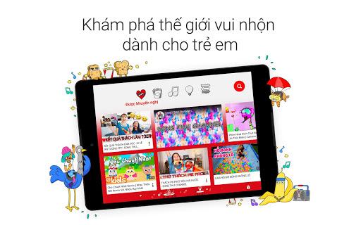 YouTube Kids - Ảnh chụp màn hình 5