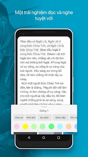 Kinh Thánh + Audio, Miễn phí - Ảnh chụp màn hình 1