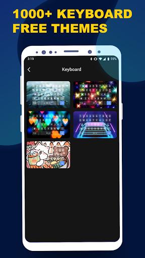 Surf - Free VPN for Tiktok, Cutout & Keyboard - Ảnh chụp màn hình 3