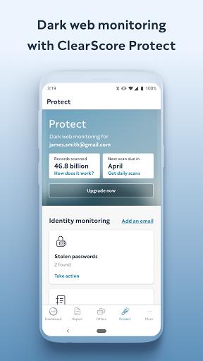 ClearScore - Check & Monitor Your Credit Score - Ảnh chụp màn hình 2