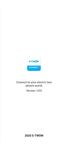 E-TWOW Connect - screenshot 0